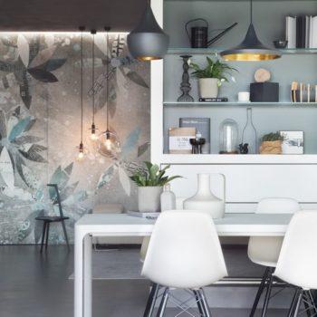 Decorare le pareti della cucina - Immobiliare Marangoni