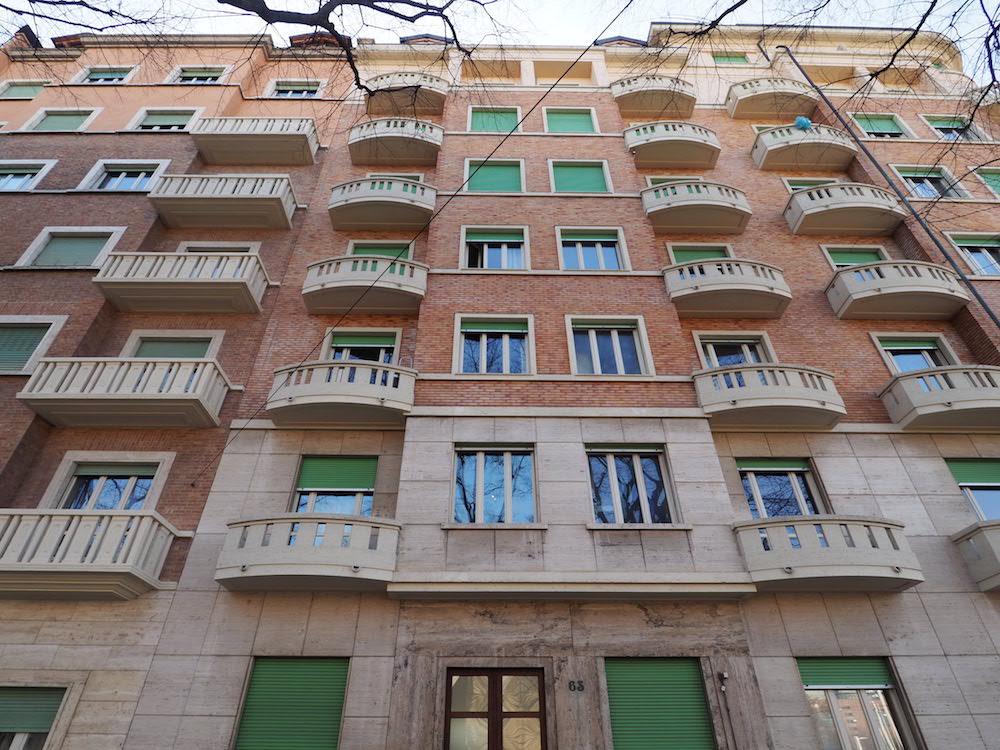 In affitto appartamento panoramico arredato 80 mq for Affitto bilocale arredato torino crocetta
