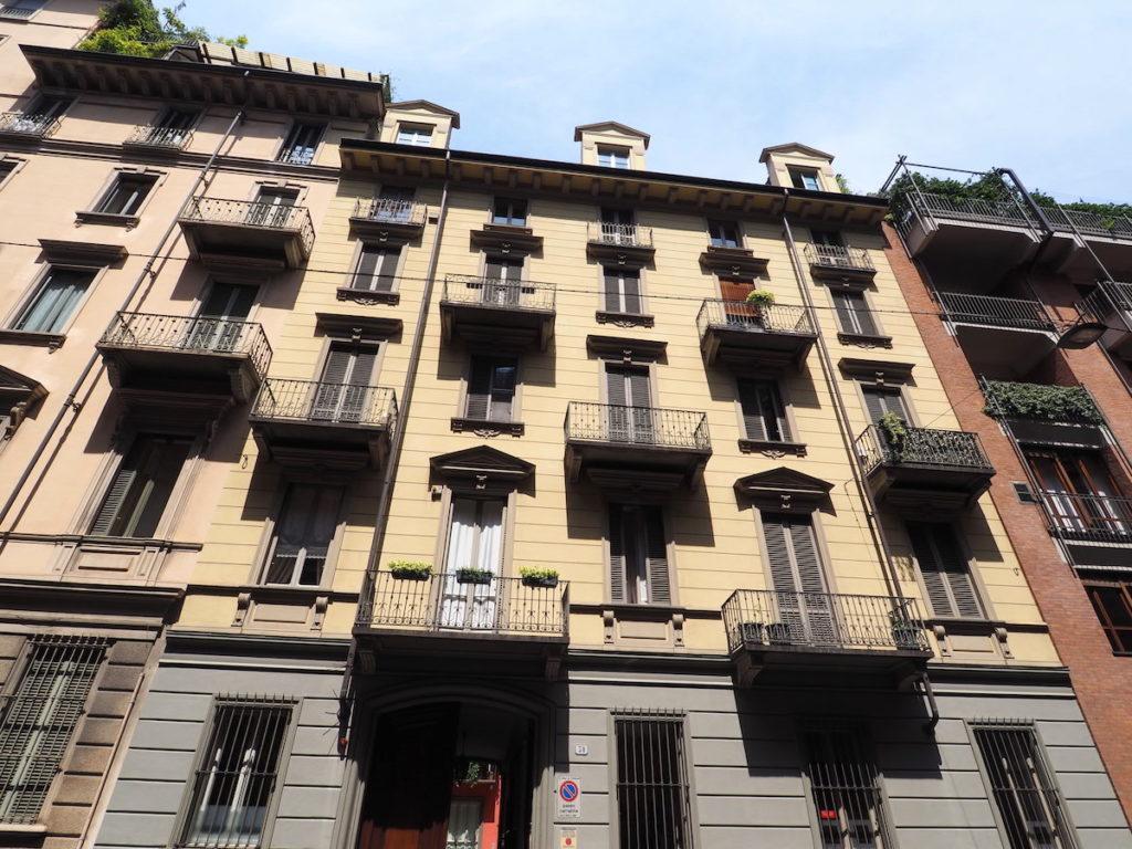 In vendita quadrilocale ristrutturato crocetta torino for Affitto bilocale arredato torino crocetta